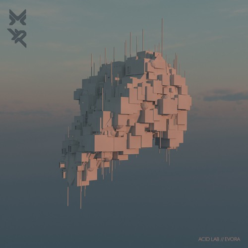 OUT NOW - BNKR006 - Acid Lab feat. Clima & Elusive Elements - Evora EP (MethLab)