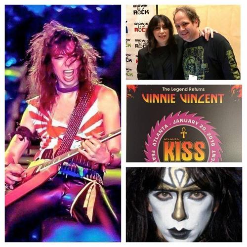 EP 111: Vinnie Vincent KISS Expo Recap
