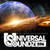Mike Saint-Jules - Universal Soundz 596 2018-01-23 Artwork