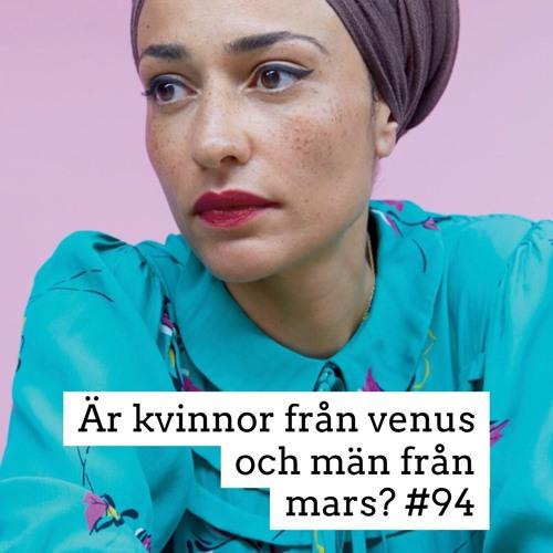 Är kvinnor från Venus och män från mars? #94