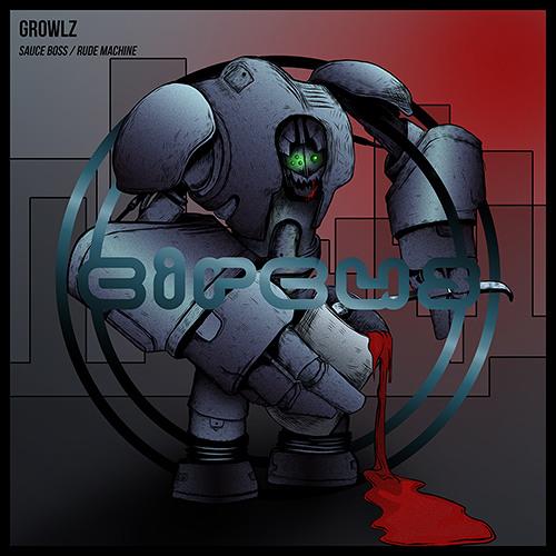 Growlz - Rude Machine