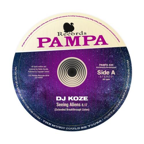 Pampa030  DJ Koze - Seeing Aliens E.P.
