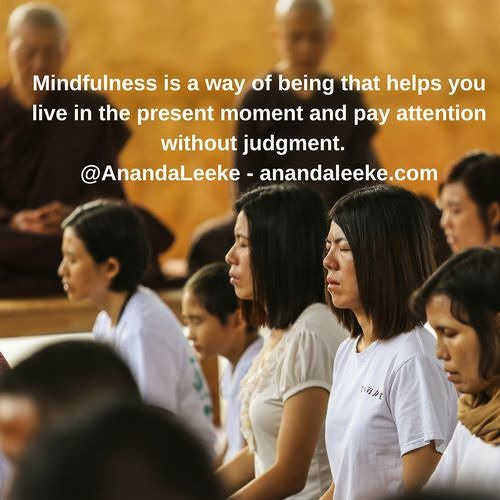 #ThrivingMindfully: Mini Mindfulness Toolkit