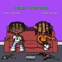 New Friends feat. Kodie Shane (prod. Kenif Muse)