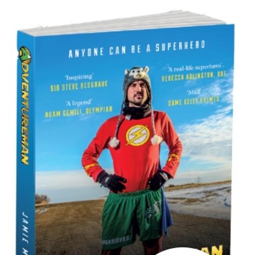 Jamie McDonald Adventure Man
