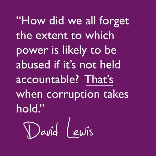 S2 Ep4: Disrupt the Corrupt
