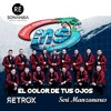Banda MS - El Color De Tus Ojos (Retrox & Segi Manzanares Club Mix) Portada del disco