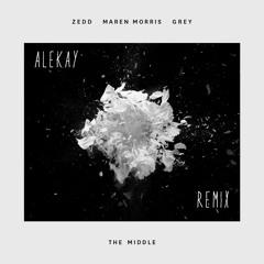 Zedd, Maren Morris, Grey - The Middle (ALEX WALKMAN Remix)