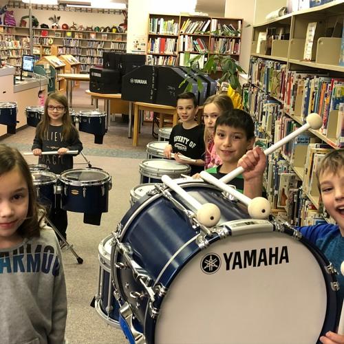 Yukon school launches drumline program