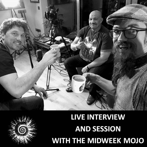 Live Session/Interview on the Midweek Mojo