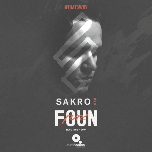 PURE FOUN 018 · SAKRO · Ibiza Sonica Radio