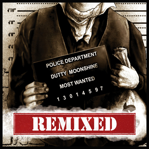 Dutty Moonshine Big Band - Most Wanted (Sketi Rmx)