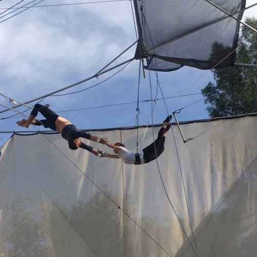Ep# 67--(Escondido, California)Flying High in a Trapeze School with Love at First Flight