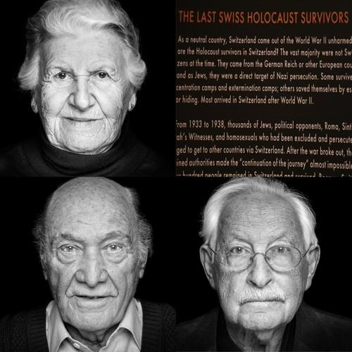 Clip -The Last Swiss Holocaust Survivors exhibition