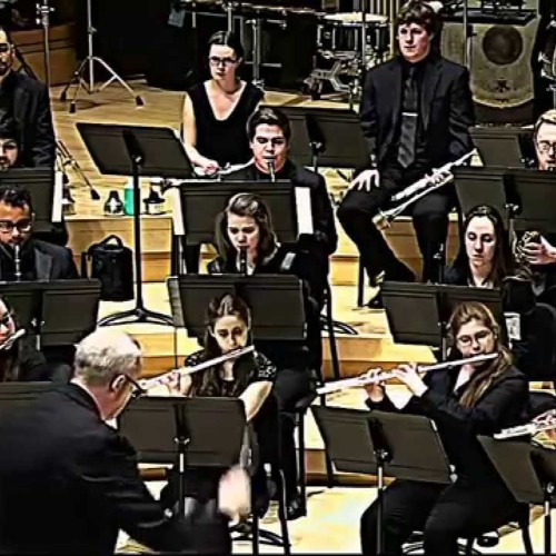 Hivemind (Live recording by Pacific Lutheran University Wind Ensemble)