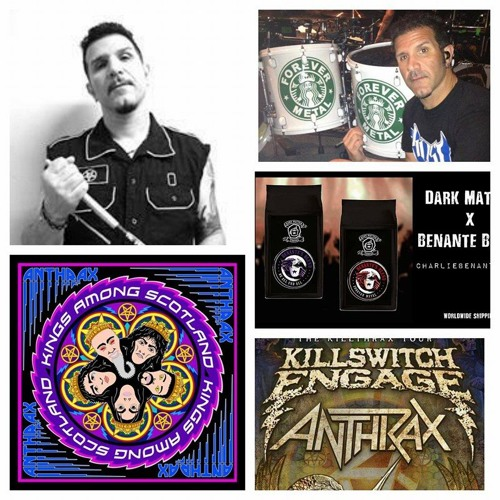Interview Ep: Charlie Benante of Anthrax