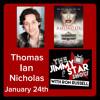 Diva Jackie Dupree/ Thomas Ian Nicholas @TinBand