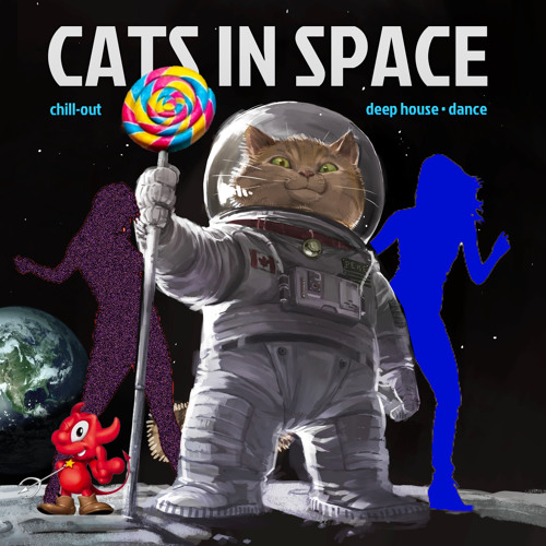 Cats In Space (dogs Siesta Mix)