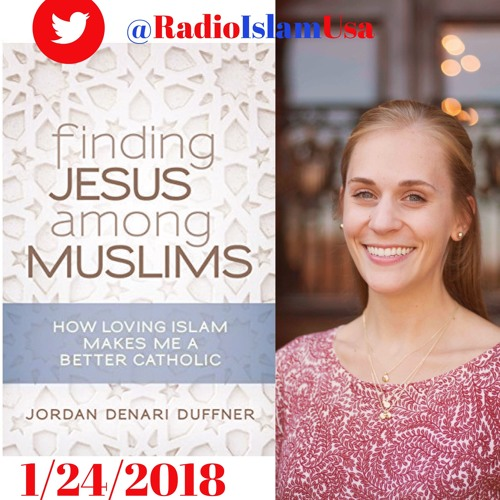 Ep. 478 Jordan Denari Duffner on Interfaith Dialog [1/24/18]