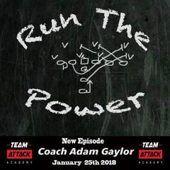 Adam Gaylor - Creating player buy in EP 006