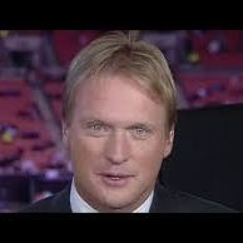 Gruden will coach Raiders for next 10 years, Evel Pie Pizza, & Roeben on Dice security