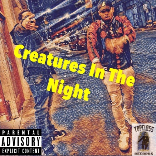 Almighty Omilly - Creatures In The Night Ft Quarterbac Pac Prod. by Young Sine
