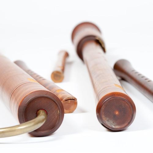 Trio Oriana - Telemann Trio Sonata II, Soave