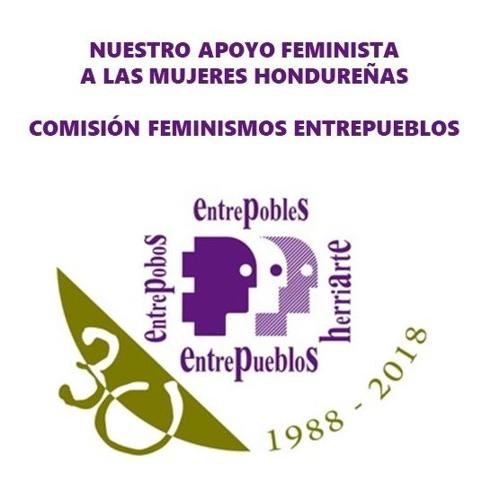 Nuestro apoyo feminista a la mujeres hondureñas