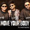 Move Your Body Festival Mashup DJ Shadow Dubai