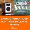 Conexion Latina - Programa de Radio música romántica y medio ritmo en castellano
