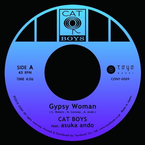Gypsy Woman   feat. asuka ando