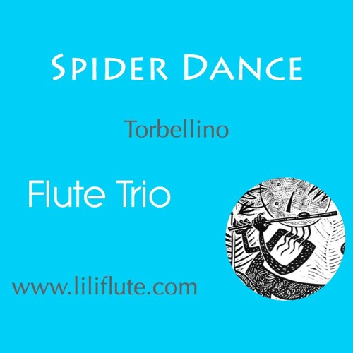 Spider dance - C Fl Trio - Demo
