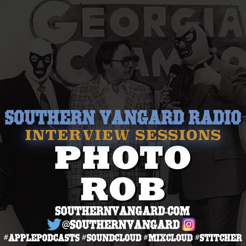 Photo Rob - Southern Vangard Radio Interview Sessions