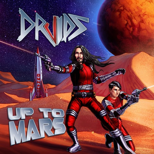 UP TO MARS