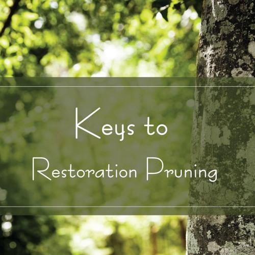 Keys to Restoration Pruning