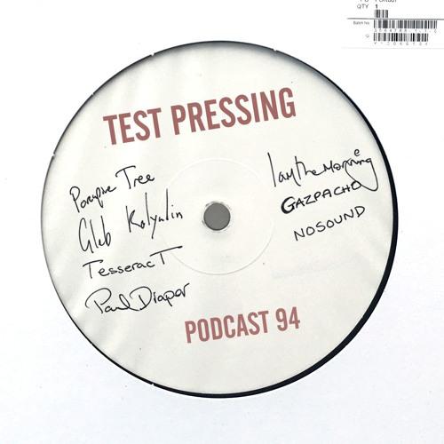 Kscope Podcast Ninety Four - The Best Progressive Music in early 2018