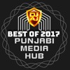 Punjabi Media Hub Best of 2017 Feat. DJ AJ 916
