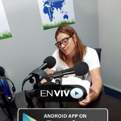 STEFANIA RODRIGUEZ - PROVERBIOS 1 Y 2 - EN VIVO RADIO CFB