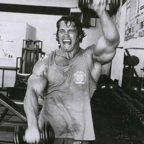 Arnold Schwarzenegger Motivation Speech By Tryn On