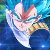Dragon Ball Super - Vegeta Ascends (Ultra Blue) Piano