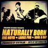 Big Noyd & Large Professor & Kool G Rap - Naturally Born (MirrorBeatz Remix)