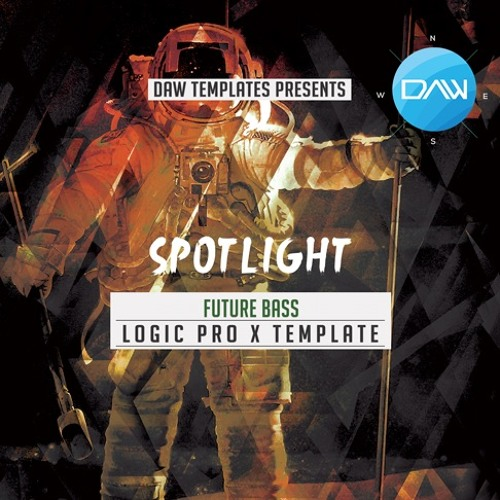 Spotlight Logic X Template