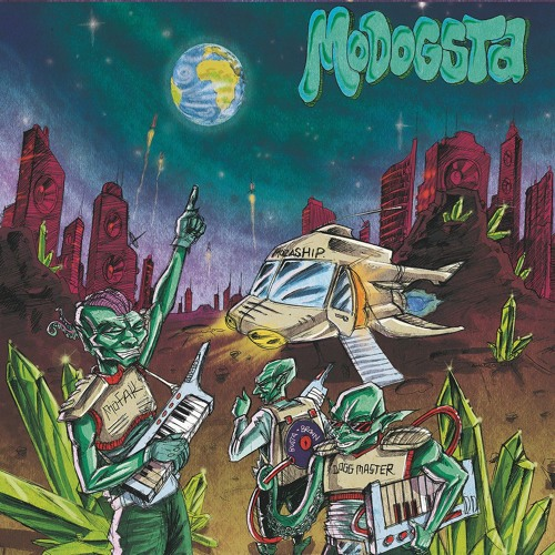 Modogsta - WAITING FOR THE SUN