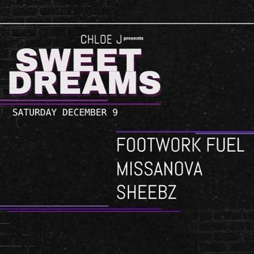 Sounds of the Deep 005: LIVE @ Chloe J Presents - Sweet Dreams . Bunda Lounge
