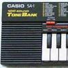 Casio SA - 1 Demo Song