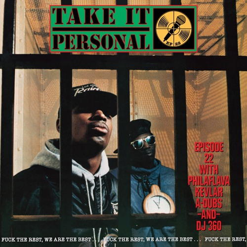 Take It Personal (Ep 22: Classic Material)
