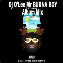Burna Boy Album Mix (OUTSIDE)