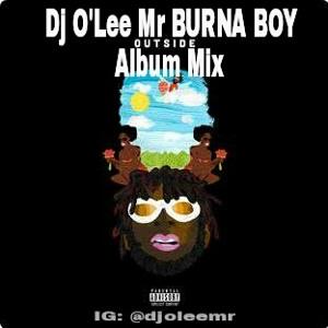 Download lagu Burna Boy Outside (4.59 MB) MP3
