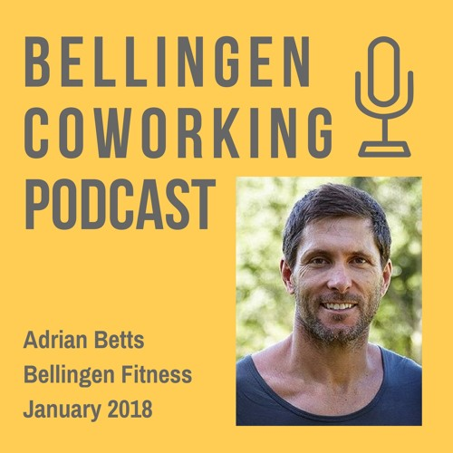 Adrian Betts talking physical and mental fitness for working from home