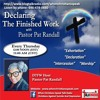 """Declaring The Finished Work with Guest, Pastor Ray- """"What is Liberty in Christ?"""""""